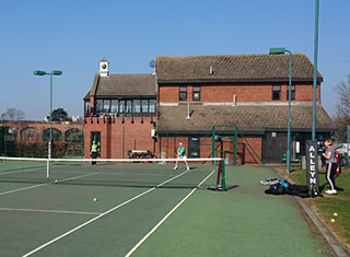 Edward Alleyn Tennis Club